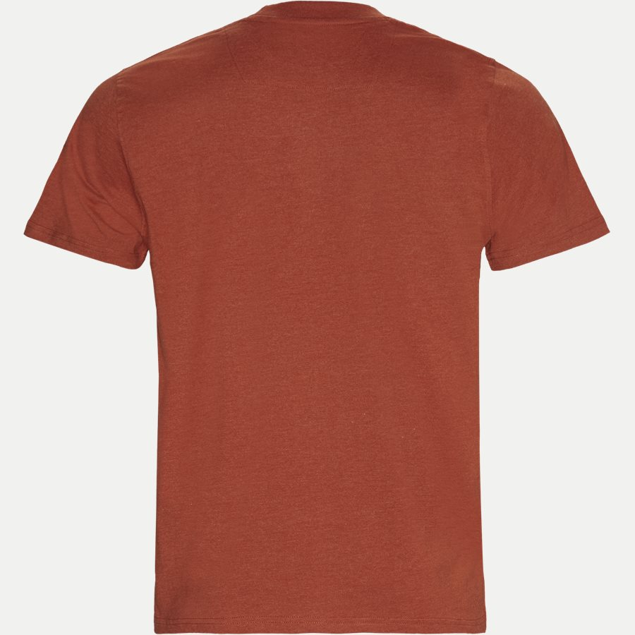 SHANE - Logo T-shirt - T-shirts - Regular - ORANGE MELANGE - 2